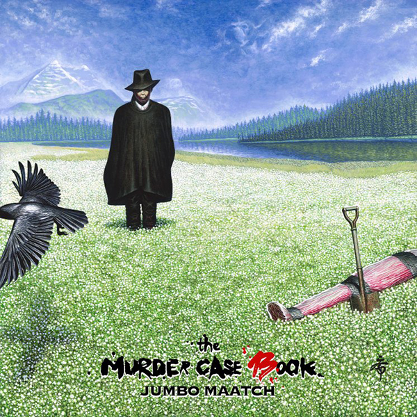 JUMBO MAATCH【the MURDER CASE BOOK】 -Album-